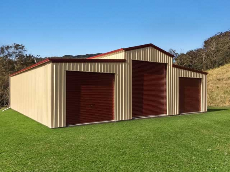 Lockyer Sheds